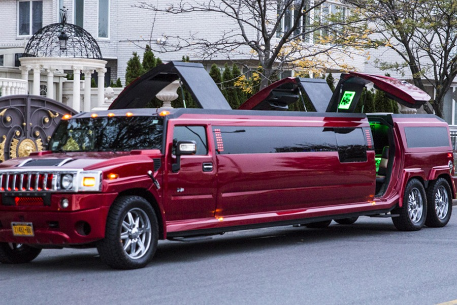 Wedding Limo Service Nyc Party Bus Rental Brooklyn Bronx